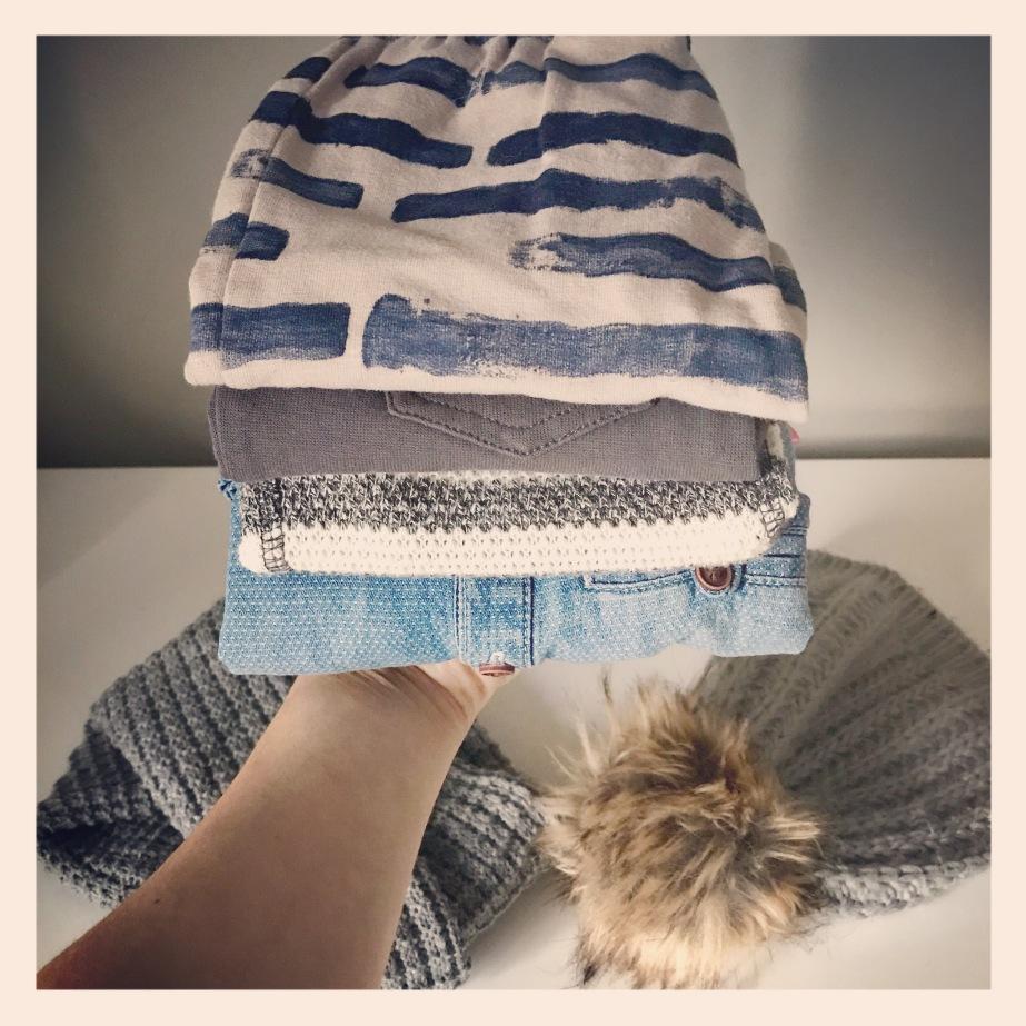 Autumn Winter wardrobe ready, H&M, Zara, Next, Birdies & bear cubs, baby fashion