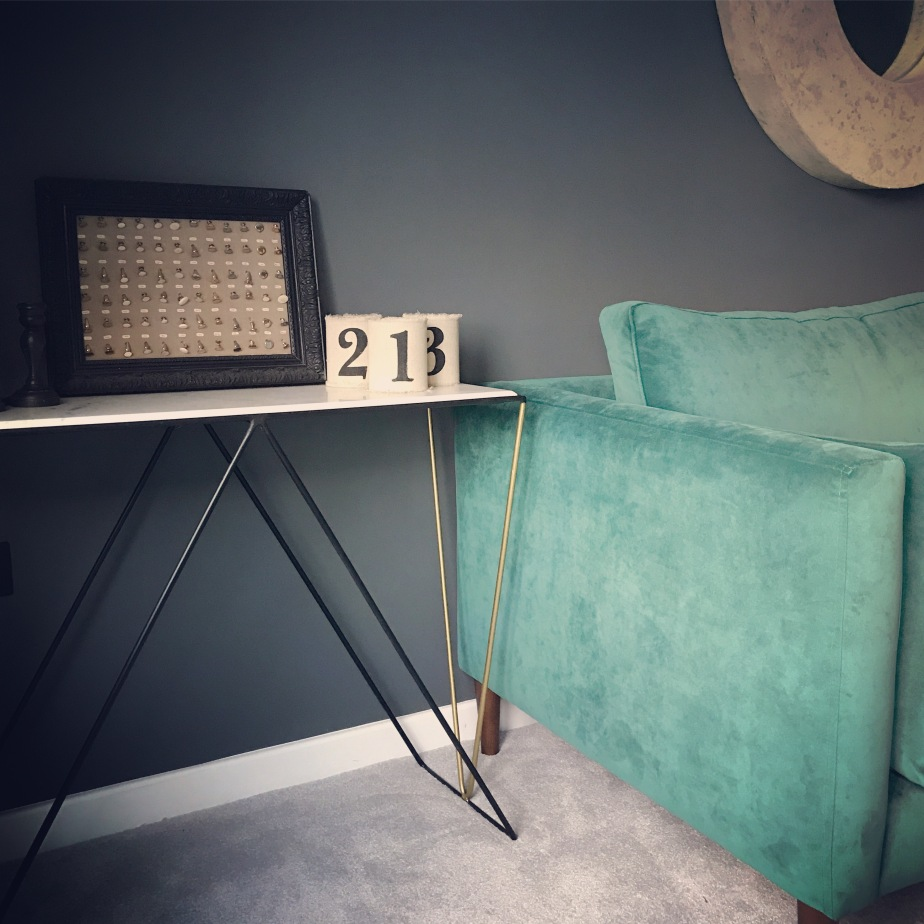 Graham & Green, marble furniture, console table, geometric, sofa workshop, dfs