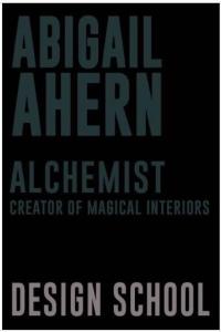 Abigail Ahern, design masterclass, interior design